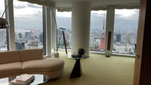 名古屋で活躍!オンラインマネーセミナー講師でファイナンシャルプランナーの小林美幸です。アンダーズ東京さまのスカイスイートに宿泊しおもてなしを体験してまいりました。